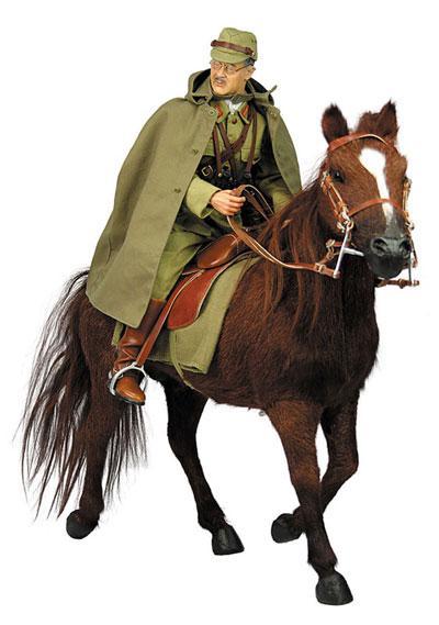 大日本帝国陸軍 中佐 伊藤隆夫 ホビーの総合通販サイトならホビーストック...