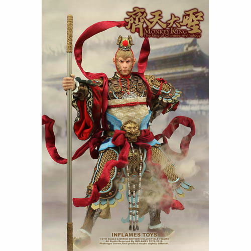 inflames toys 1 6 斉天大聖 孫悟空 monkey king ホビーの総合通販