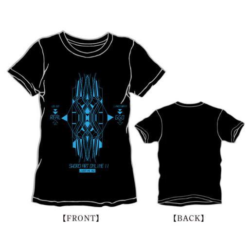 ソードアート・オンラインII×LIVERTINEAGE ブレイン Tシャツ ブラック L ホビーの総合通販サイトならホビーストック