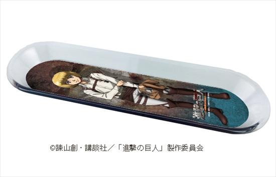 進撃の巨人 キャラトレー アルミン・アルレルト アニメ・キャラクターグッズ新作情報・予約開始速報