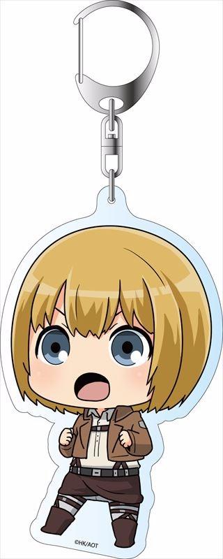 進撃の巨人 Season 2 デカキーホルダー アルミン アニメ・キャラクターグッズ新作情報・予約開始速報