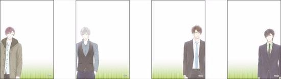 スタンドマイヒーローズ パタパタメモ B アニメ・キャラクターグッズ新作情報・予約開始速報