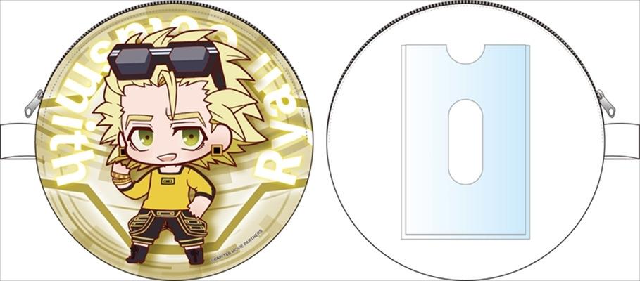 TIGER & BUNNY -The Rising- コインパスケース  アニメ・キャラクターグッズ新作情報・予約開始速報