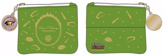 TIGER & BUNNY ポケットティッシュケース 鏑木・ アニメ・キャラクターグッズ新作情報・予約開始速報