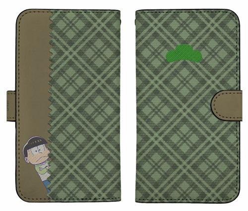 1d18494249 おそ松さん チョロ松 手帳型スマホケース 138 ホビーの総合通販サイト ...