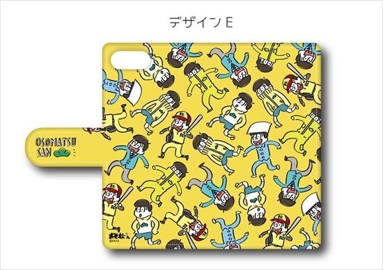 2b31aabfa3 おそ松さん 手帳型スマホケース iPhone5/5s/SE E 十四松 ホビーの総合 ...