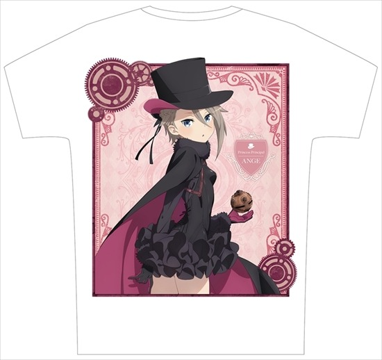 プリンセス・プリンシパル フルカラーTシャツ アニメ・キャラクターグッズ新作情報・予約開始速報