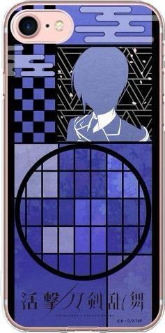活撃 刀剣乱舞 iPhone7/8用ケース 薬研藤四郎 アニメ・キャラクターグッズ新作情報・予約開始速報