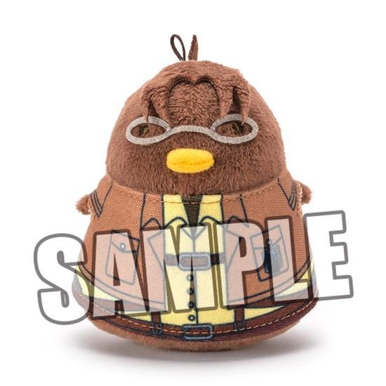 進撃の巨人 ちゅんコレ ハンジ アニメ・キャラクターグッズ新作情報・予約開始速報