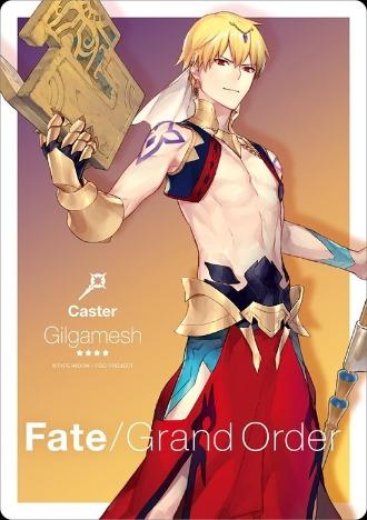 Fate/Grand Order マウスパッド キャスター/ギルガメッシュ