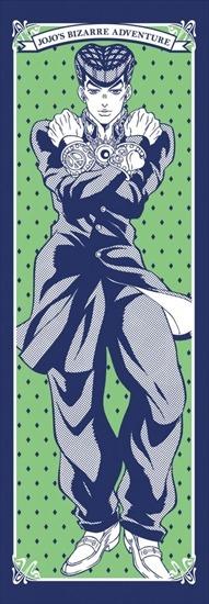ジョジョの奇妙な冒険 スポーツタオル 第4部 1  アニメ・キャラクターグッズ新作情報・予約開始速報