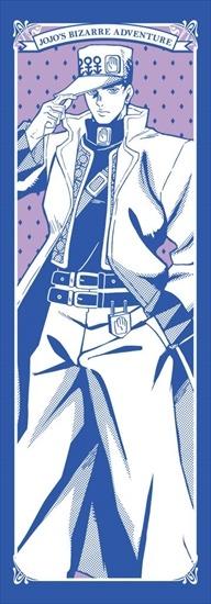ジョジョの奇妙な冒険 スポーツタオル 第4部 3  アニメ・キャラクターグッズ新作情報・予約開始速報