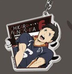 ハイキュー!! アクリルキーホルダー 烏野高校 07 アニメ・キャラクターグッズ新作情報・予約開始速報