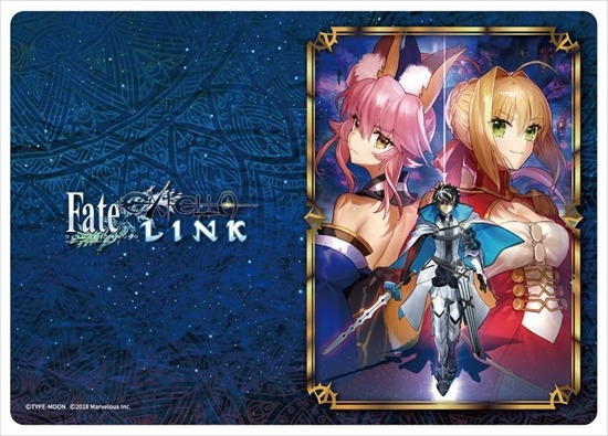 Fate/EXTELLA LINK A3クリアデスクマット 1 アニメ・キャラクターグッズ新作情報・予約開始速報