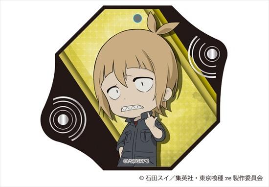 ホビーストック新着! 東京喰種トーキョーグール:re 黒・アクリルキー