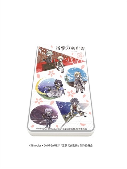 活撃 刀剣乱舞 キャラチャージN 02 第一部隊 グ アニメ・キャラクターグッズ新作情報・予約開始速報