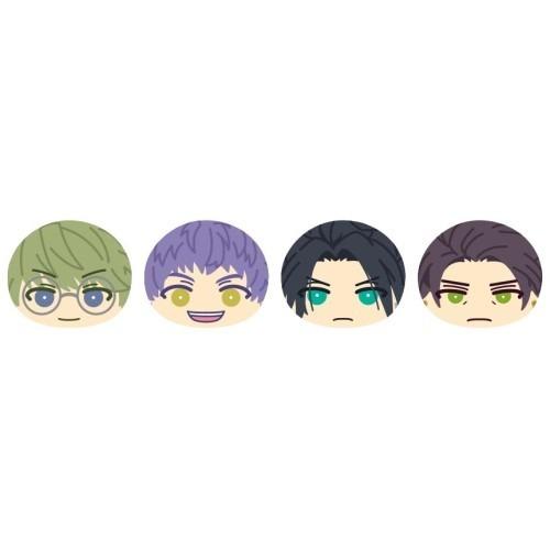 A3! おまんじゅうにぎにぎマスコット2.5 4個入 アニメ・キャラクターグッズ新作情報・予約開始速報