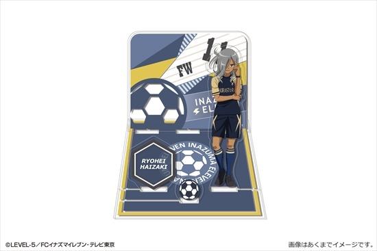 イナズマイレブン アクリルジオラマスタンド 03  アニメ・キャラクターグッズ新作情報・予約開始速報