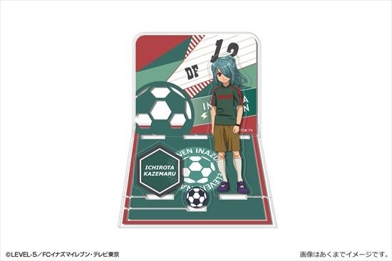 イナズマイレブン アクリルジオラマスタンド 07  アニメ・キャラクターグッズ新作情報・予約開始速報