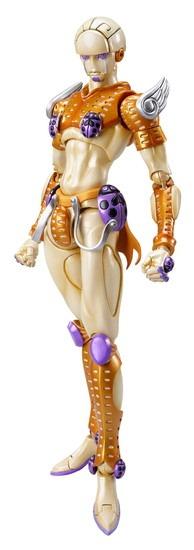 【再販】超像可動 ジョジョの奇妙な冒険 第5部 G・E アニメ・キャラクターグッズ新作情報・予約開始速報