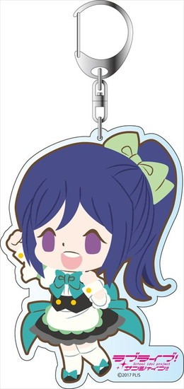 Sunshine the MOVIE Over the Rainbow Acrylic Key Chain Theater Limited Love Live