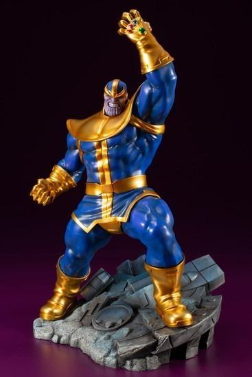 Marvel Action Figure VENDICATORI pantera nera Toys Kotobukiya Artfx Statua 1//10