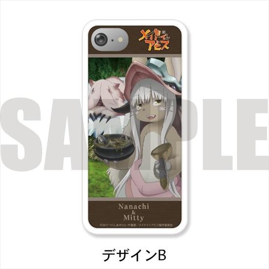 メイドインアビス スマホハードケース iPhone5/5 アニメ・キャラクターグッズ新作情報・予約開始速報