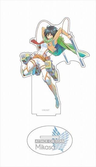 進撃の巨人 PALE TONE series デカアクリルスタ アニメ・キャラクターグッズ新作情報・予約開始速報