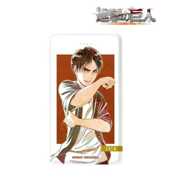 【再販】進撃の巨人 エレン Ani-Art モバイルバ アニメ・キャラクターグッズ新作情報・予約開始速報
