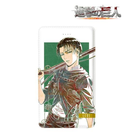 【再販】進撃の巨人 リヴァイ Ani-Art モバイル アニメ・キャラクターグッズ新作情報・予約開始速報