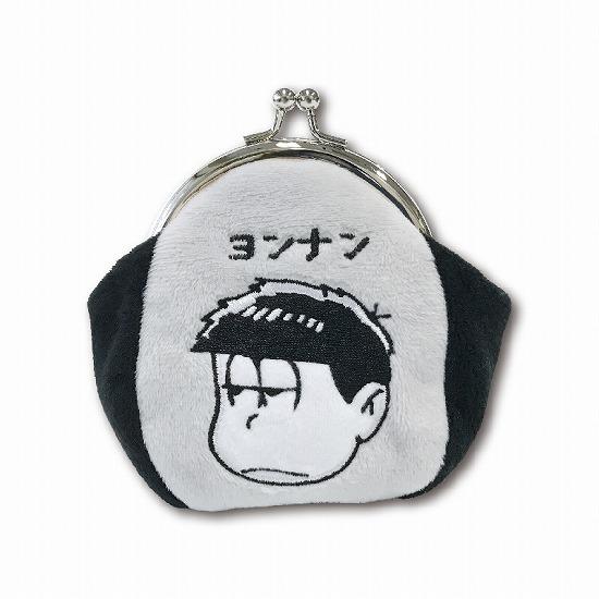 おそ松さん モフモフがまぐちポーチ D 一松 アニメ・キャラクターグッズ新作情報・予約開始速報
