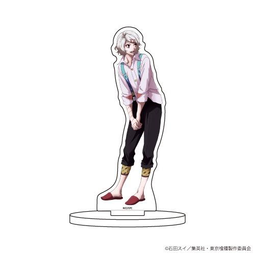 "<span class=""title"">ホビーストック新着!  東京喰種 キャラアクリルフィギュア 14 ストリー</span>"
