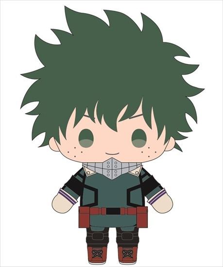 僕のヒーローアカデミア 緑谷出久むにゅぐるみS  アニメ・キャラクターグッズ新作情報・予約開始速報