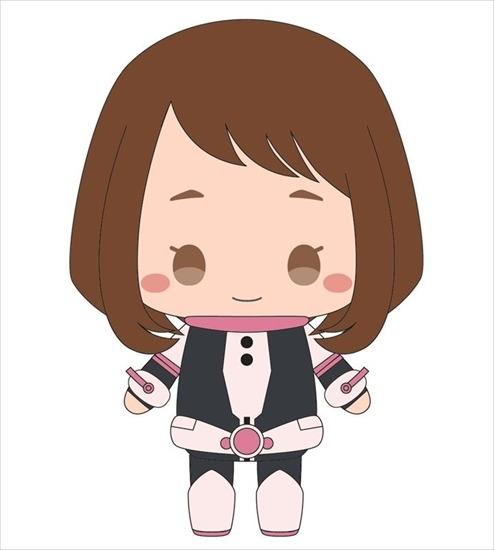 僕のヒーローアカデミア 麗日お茶子むにゅぐるみ アニメ・キャラクターグッズ新作情報・予約開始速報