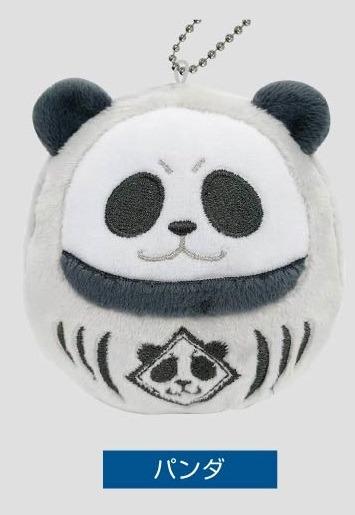 呪術廻戦 ころころだるまますこっと 06 パンダ アニメ・キャラクターグッズ新作情報・予約開始速報