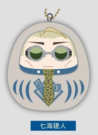 呪術廻戦 ころころだるまますこっと 07 七海建人 アニメ・キャラクターグッズ新作情報・予約開始速報