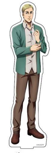 進撃の巨人 描き下ろしアクリルフィギュアM エル アニメ・キャラクターグッズ新作情報・予約開始速報