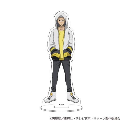 家庭教師ヒットマンREBORN! キャラアクリルフィ アニメ・キャラクターグッズ新作情報・予約開始速報
